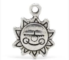 441. Smiley Sun Pendant