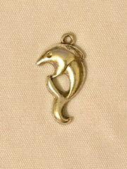 1756. Dolphin Pendant