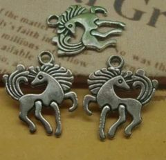 603. Fancy Horse Pendant