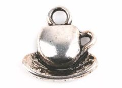 139. Tea or Coffee Cup Pendant