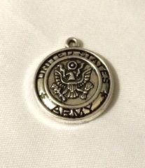 1335. United States Army Pendant
