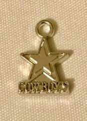 1712. Dallas Cowboys Pendant