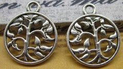 703. Small Family Tree Pendant