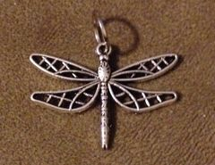 645. Large Dragonfly Pendant