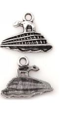 224. Cruise Ship Pendant