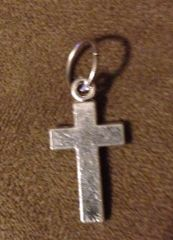 332. Plain Cross Pendant
