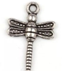 649. Dotted Dragonfly Pendant