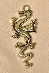 1710. Dragon Pendant