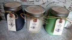 Premium Custom Fragrance Blend Majson Jar Candles (Limited)