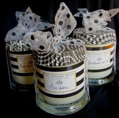 All Soy Candle - 10 oz. @ 50 Hour Burn Time - Warm, Spicy, Woodsy, Masculine Collection - Choose your scent