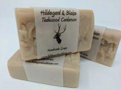 Teakwood and Cardamom Soap