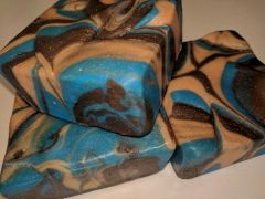 Peace and Love Handmade Soap