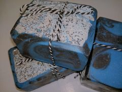 Black Sea scented Handmade Soap
