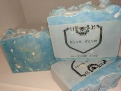 Blue Wave Handmade Soap