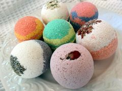 Bath Bomb Workshop 12/21/2018