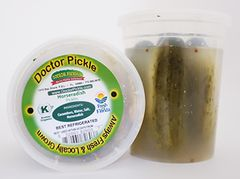 Horseradish Pickles 32 oz