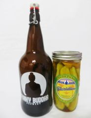 Funky Buddha Floridian Beer Pickle 24 oz