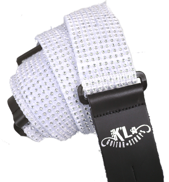 Limited Edition* White Signature Strap
