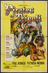 Pirates of Tripoli (1955) DVD