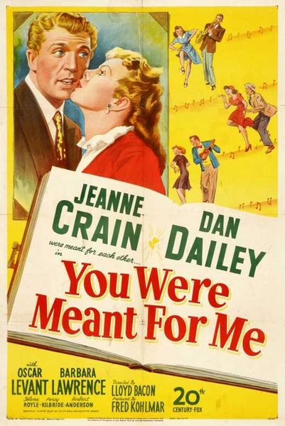 You Were Meant For Me (1948) DVD