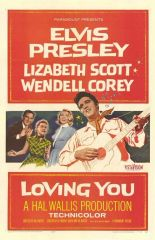 Loving You (DVD) (1957)