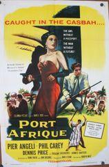 Port Afrique (1956) DVD