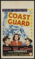 Coast Guard (1939) DVD