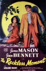 Reckless Moment (1949) DVD