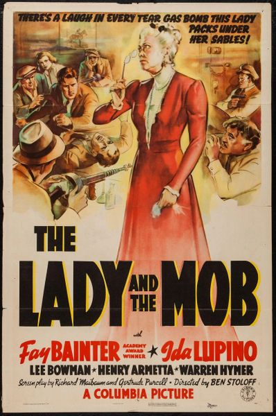 Lady and the Mob (1939) DVD