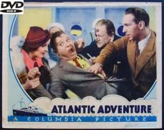 Atlantic Adventure Nancy Carroll, Lloyd Nolan (1935) DVD
