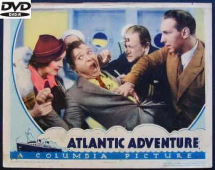 Atlantic Adventure Nancy Carroll, Lloyd Nolan (1935) DVD
