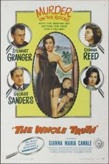 The Whole Truth (1958) DVD