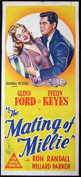 Mating of Millie (1948) DVD