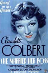 She Married Her Boss (1935) DVD