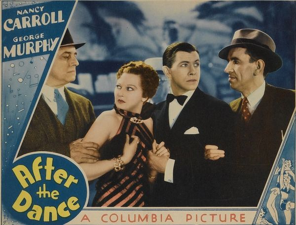 After the Dance Nancy Carroll, George Murphy, Thelma Todd (1935) DVD
