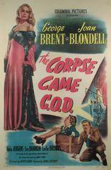 Corpse Came C.O.D. (1947) DVD