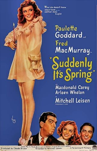 Suddenly It's Spring (1947)