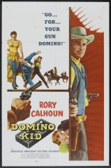Domino Kid (1957) DVD
