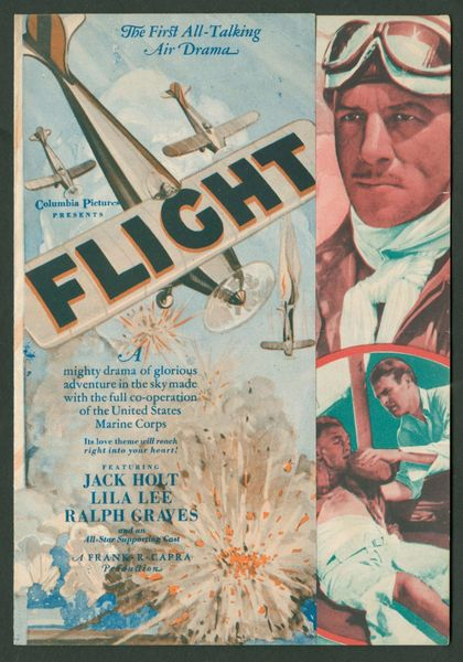 Flight (1929) DVD