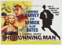 Running Man (1963) DVD