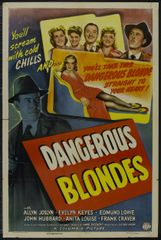 Dangerous Blondes (1943) DVD