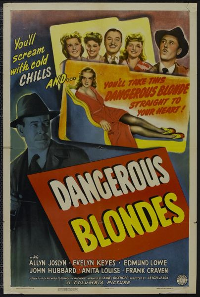 Dangerous Blondes (1943) DVD