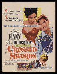 Crossed Swords (1954) DVD