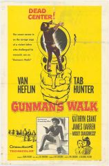 Gunman's Walk (1958) DVD
