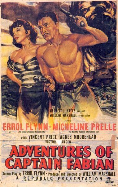 Adventures of Captain Fabian (1951)