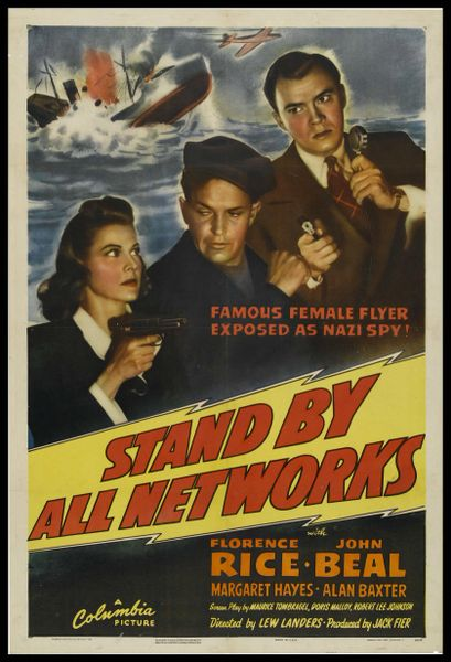 Stand By All Networks (1948) DVD