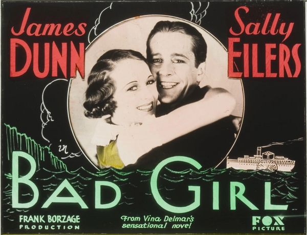 Bad Girl (1931) DVD