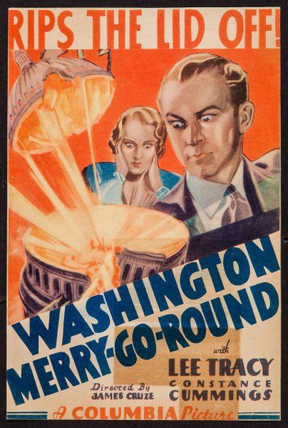 Washington Merry-go-Round (1932) DVD