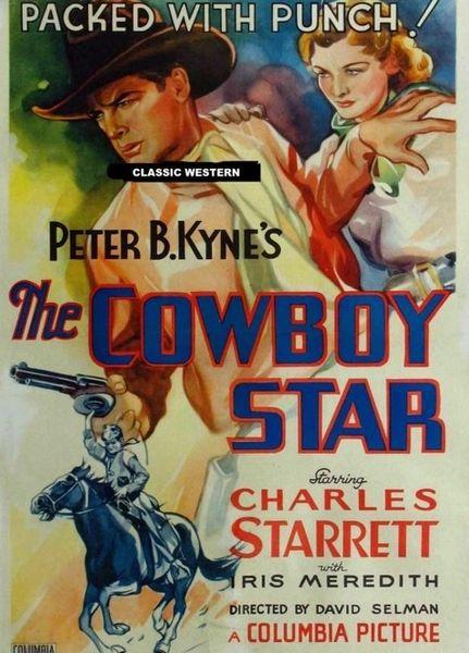 Cowboy Star (1936) DVD