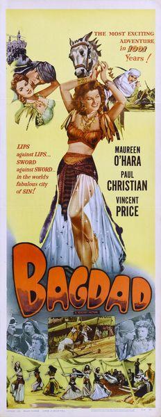 Bagdad (1949) DVD